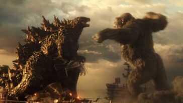 Godzilla Vs Kong: La Première Bande Annonce Du Choc Des Monstres