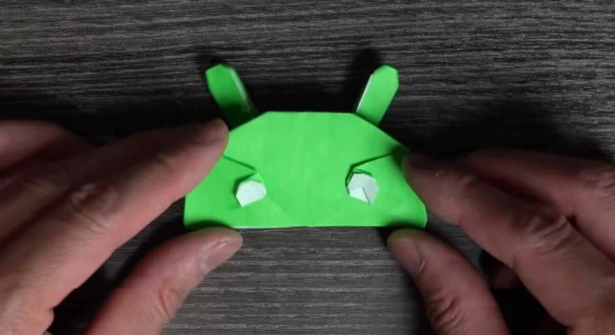 Origami Android.