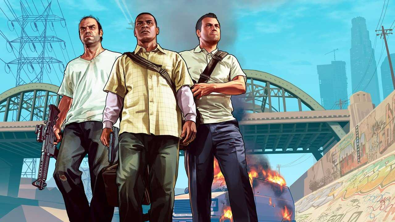 Graphiques des ventes au Royaume-Uni: Grand Theft Auto V est le jeu PlayStation physique le plus vendu de la semaine