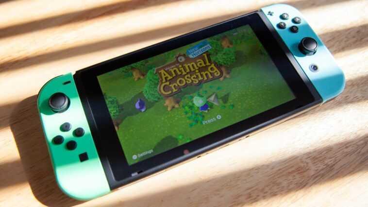 Graphiques japonais: les jeux Switch constituent le top 20 complet