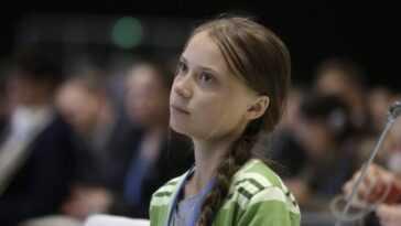 Greta Thunberg Rappelle Aux Dirigeants Mondiaux à Davos La Crise