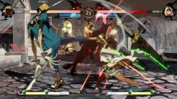 Guilty Gear Strive confirme un certain nombre de modes solo
