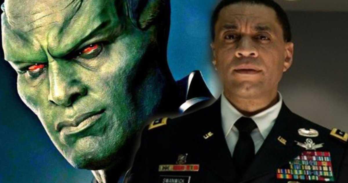 Harry Lennix Confirmé Comme Martian Manhunter Dans La Justice League