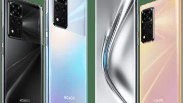 Honor V40, le premier haut de gamme de l'ère post-Huawei est désormais officiel