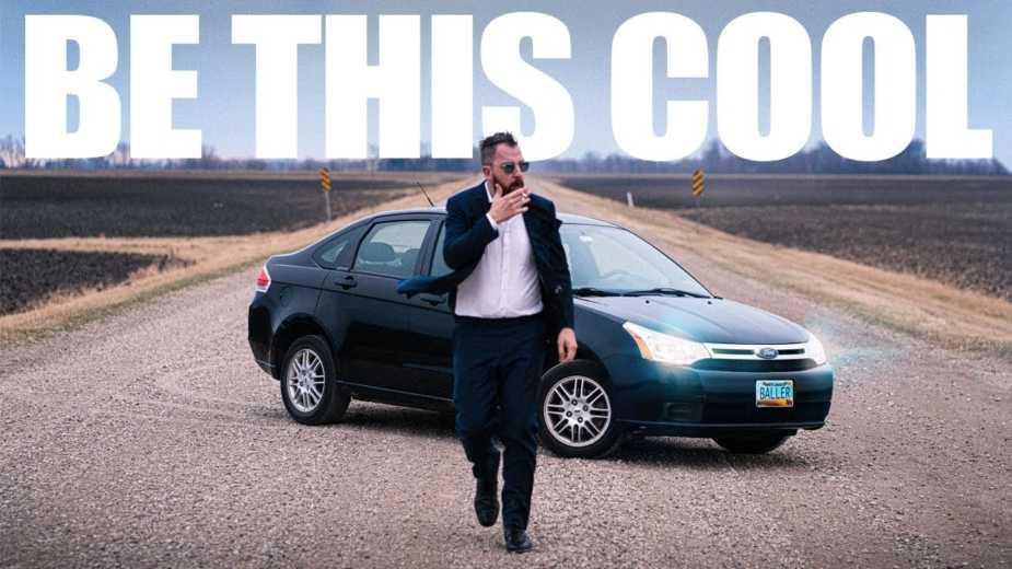 Il Faut être Créatif Pour Vendre Une Ford Focus D'occasion
