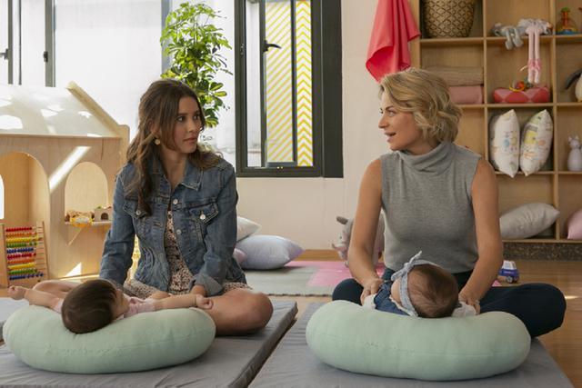 """Les principales mères de """"Mother there are only two"""" sont très différentes (Photo: Netflix)"""