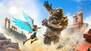 Immortals Fenyx Rising Patch 2.0 maintenant disponible, ajoute le support DLC, Haptic Feedback sur PS5