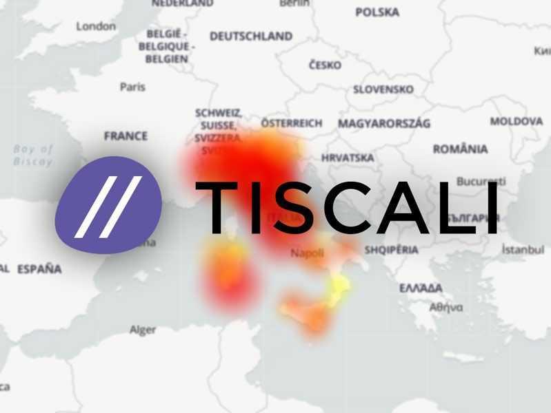 """Inefficacités Encore Aujourd'hui Sur Le Réseau Tiscali, L'opérateur: """"c'était Une"""