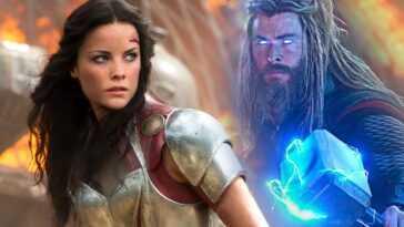 Jaimie Alexander Se Lance Dans Thor: Love And Thunder En