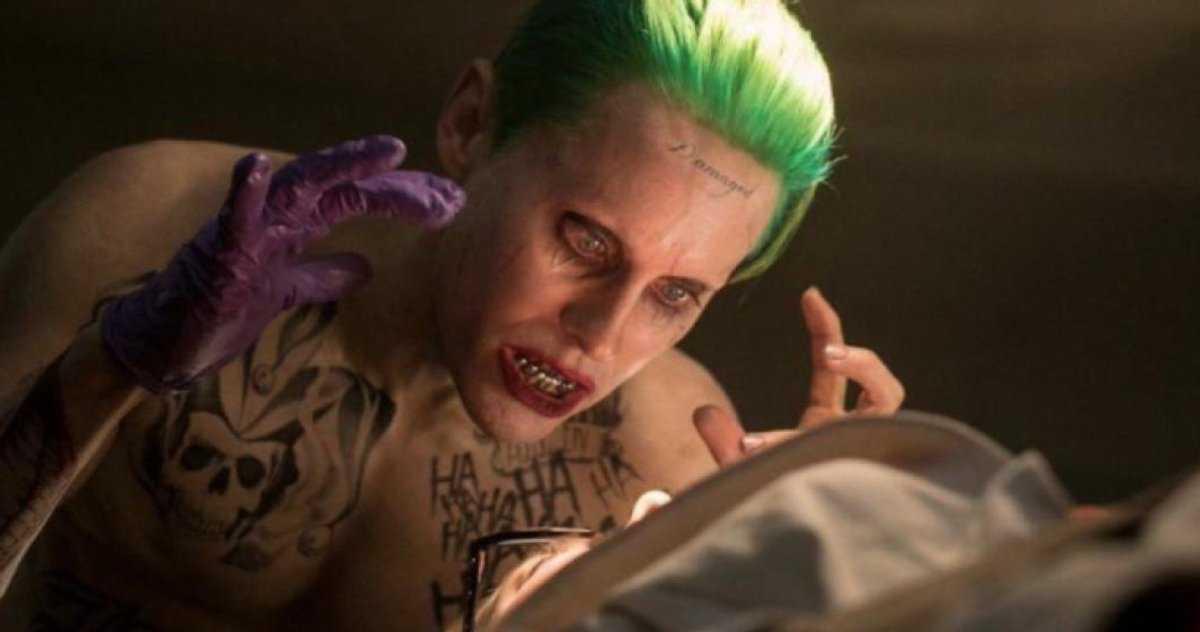 Jared Leto Soutient Suicide Squad Ayer Cut Et Reviendrait Pour