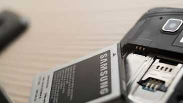 Samsung Battery 2