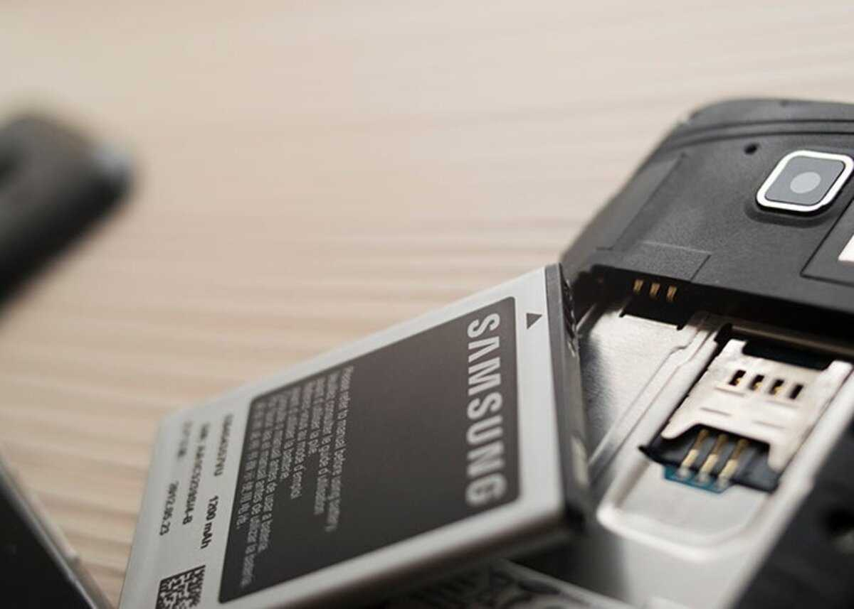 Samsung Battery 2