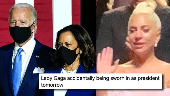 Mèmes d'inauguration: Joe Biden et Kamala Harris prêtent serment