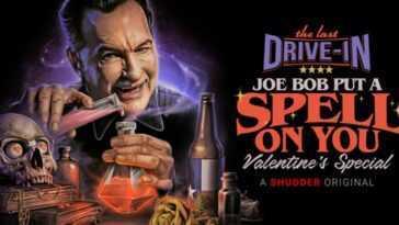 Joe Bob's The Last Drive In Valentine's Special Vous Jettera Un
