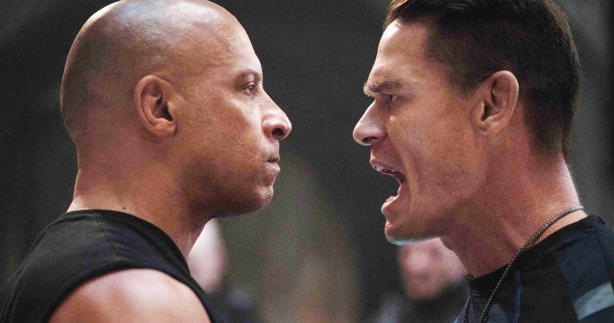 John Cena Déclare Que Fast & Furious 9 Est Une