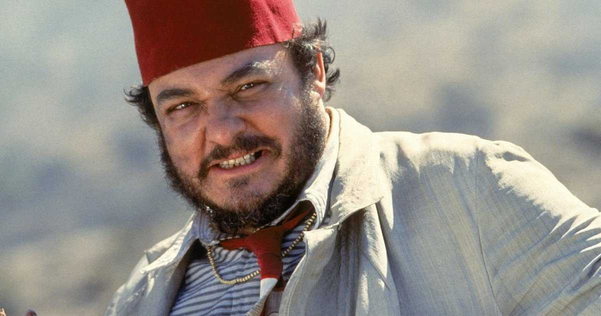 John Rhys Davies Reviendra T Il En Tant Que Sallah Dans Indiana Jones
