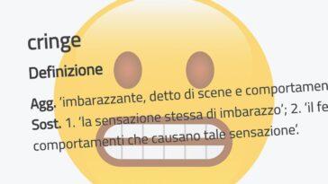 """L'accademia Della Crusca A Consacré Une Page Au Mot """"grincer"""
