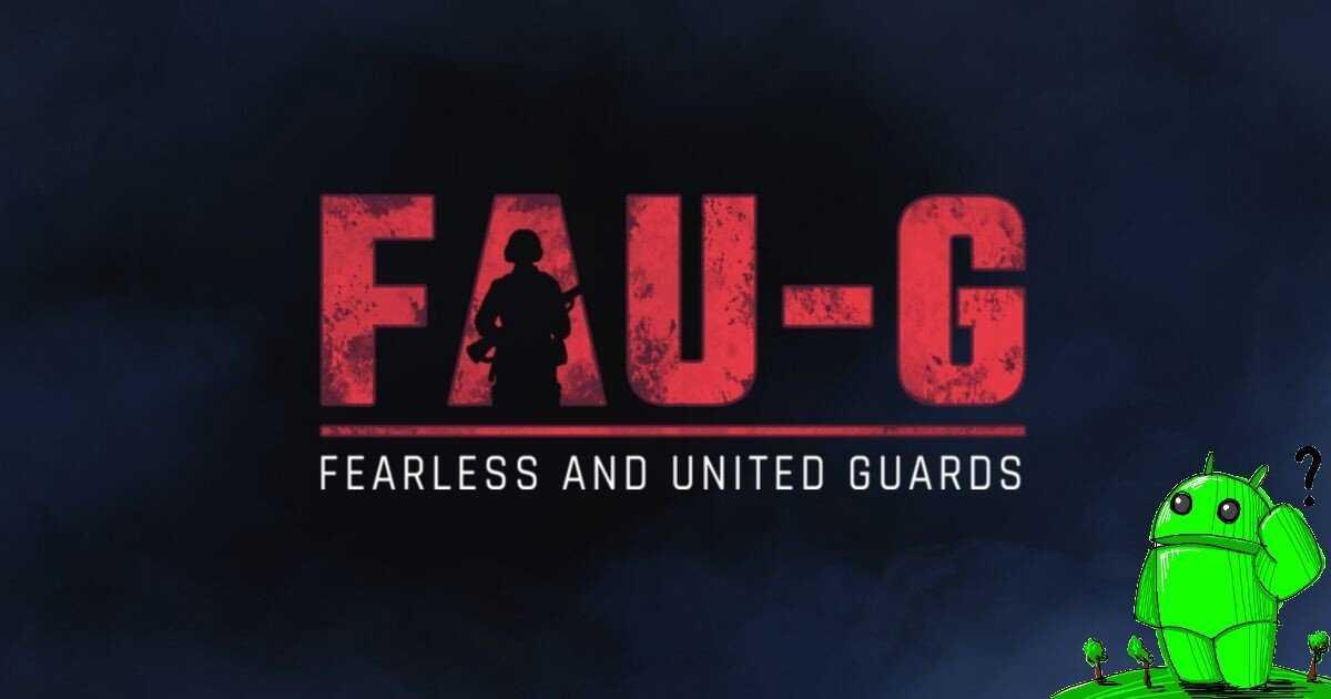 FAU-G, le clone indien de PUBG