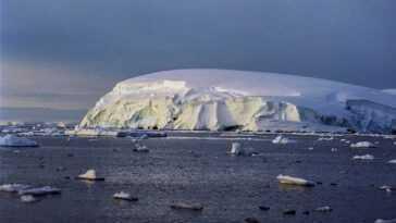 La Terre A Perdu 28 Billions De Tonnes De Glace