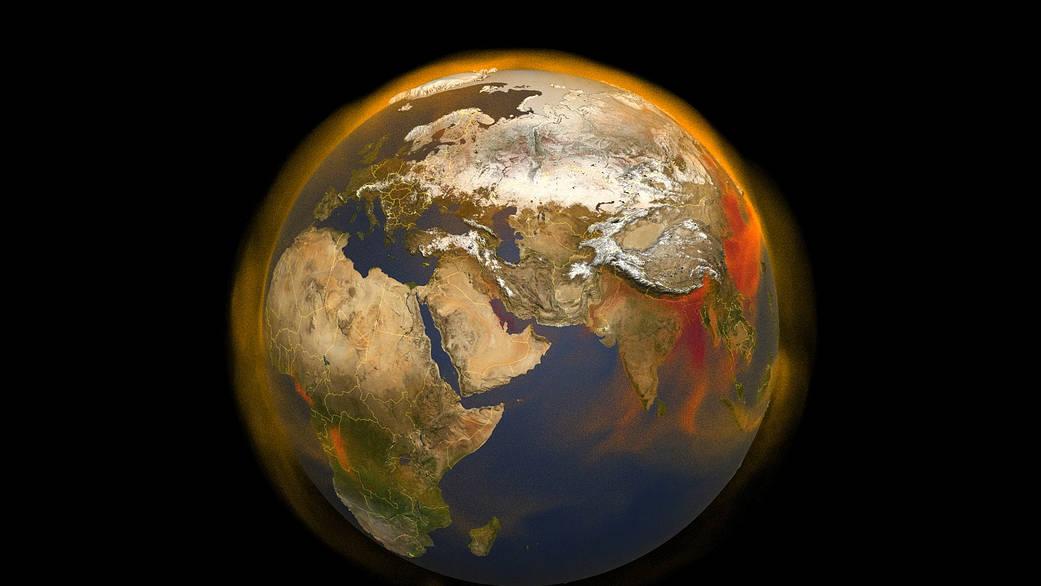 Selon une analyse de la NASA, 2020 a été l'année la plus chaude jamais enregistrée.