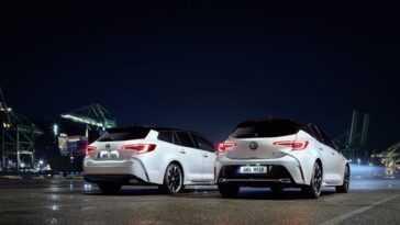 La Toyota Gr Corolla Est Prévue Pour 2023 Avec 261