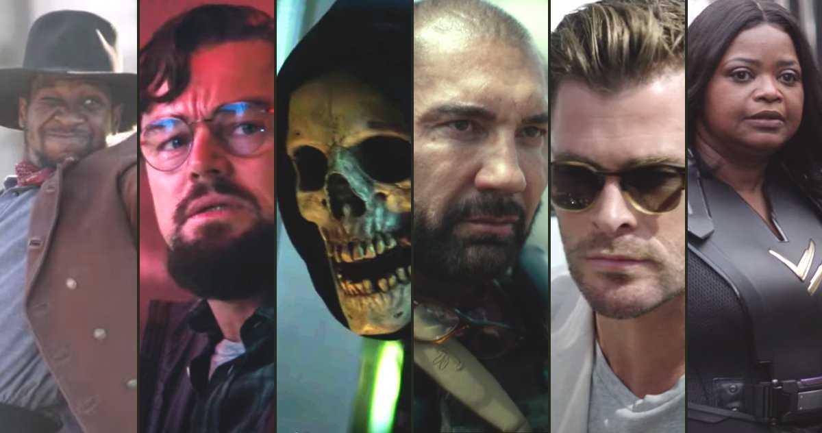 La Bande Annonce Folle De Netflix 2021 Révèle Les Premières Images
