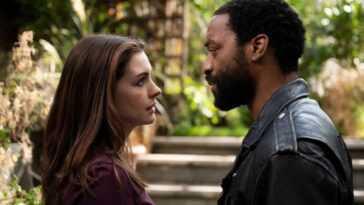 La Bande Annonce Verrouillée A Anne Hathaway Et Chiwetel Ejiofor Tirant
