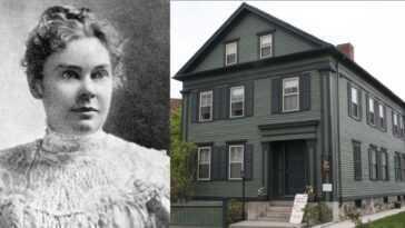 La Maison De Lizzie Borden, Site De Meurtres Brutaux à