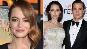 La mère d'Emma Stone a causé un moment gênant avec Angelina Jolie et Brad Pitt lors de ses premiers Golden Globes