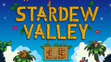 La mise à jour 1.5 de Stardew Valley pour les consoles pourrait arriver très bientôt