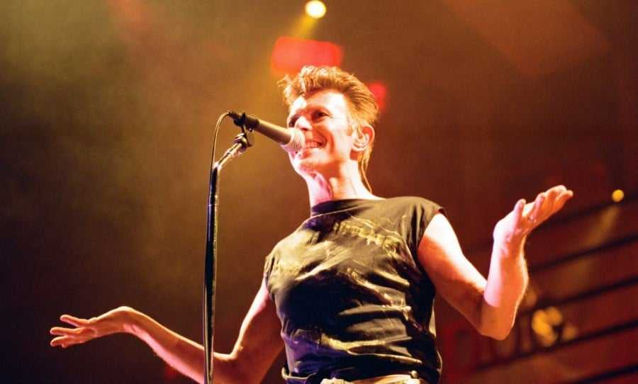 La Musique De David Bowie Maintenant Disponible Sur Tiktok  