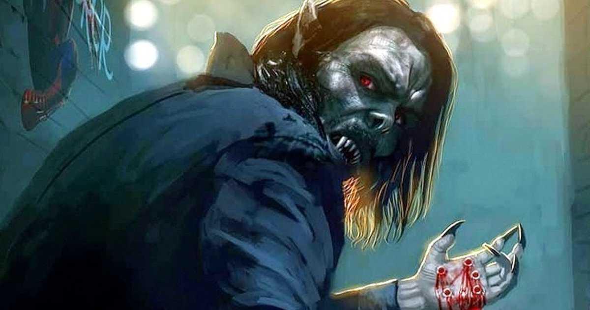 La Nouvelle Date De Sortie De Morbius Rapproche Le Thriller