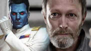 Lars Mikkelsen Incarnerait Le Grand Amiral Thrawn Dans La Série