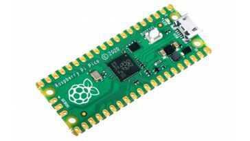 Le Raspberry Pi Pico est un microcontrôleur à 4 $ avec une surprise: un SoC propriétaire conçu par la Fondation Raspberry Pi