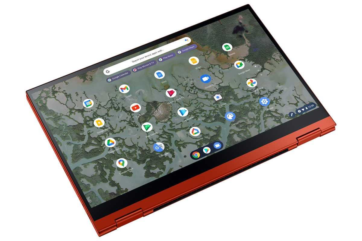 Le Samsung Galaxy Chromebook2 Vise Un Prix Abordable à 550