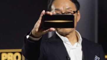 Le Sony Xperia Pro coûte 2500 $: un prix élevé et inattendu pour un mobile inhabituel (et il y a un an)