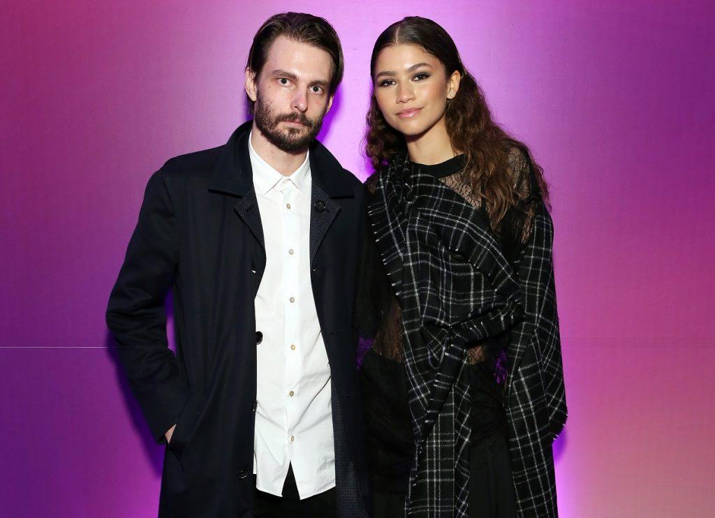 Sam Levinson et Zendaya, créateur d'Euphoria Saison 2