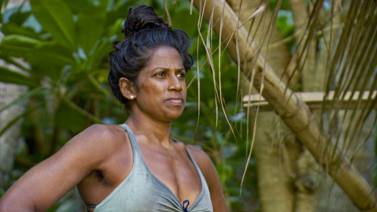 Natalie Anderson on the three-hour season finale episode of