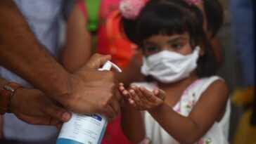 Le Désinfectant Pour Les Mains Provoque Une épidémie De Brûlures