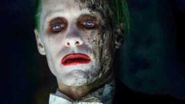 Le Directeur De Suicide Squad Partage Des Images De Joker
