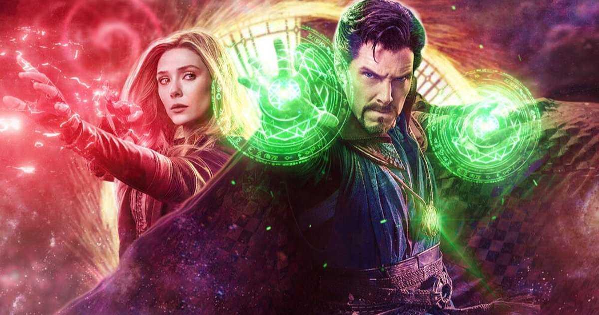 Le Docteur Strange Dans Le Multivers De La Folie Suspend