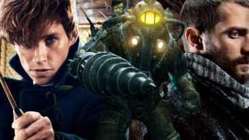 Le Film Bioshock Avait Autrefois Les Colocataires Eddie Redmayne Et