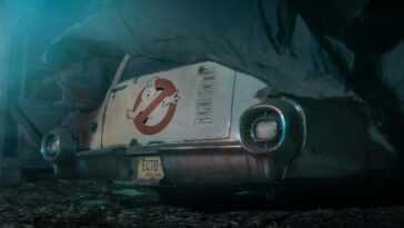Le Film Ghostbusters Présente Le Nouveau Fantôme Blue Slimer