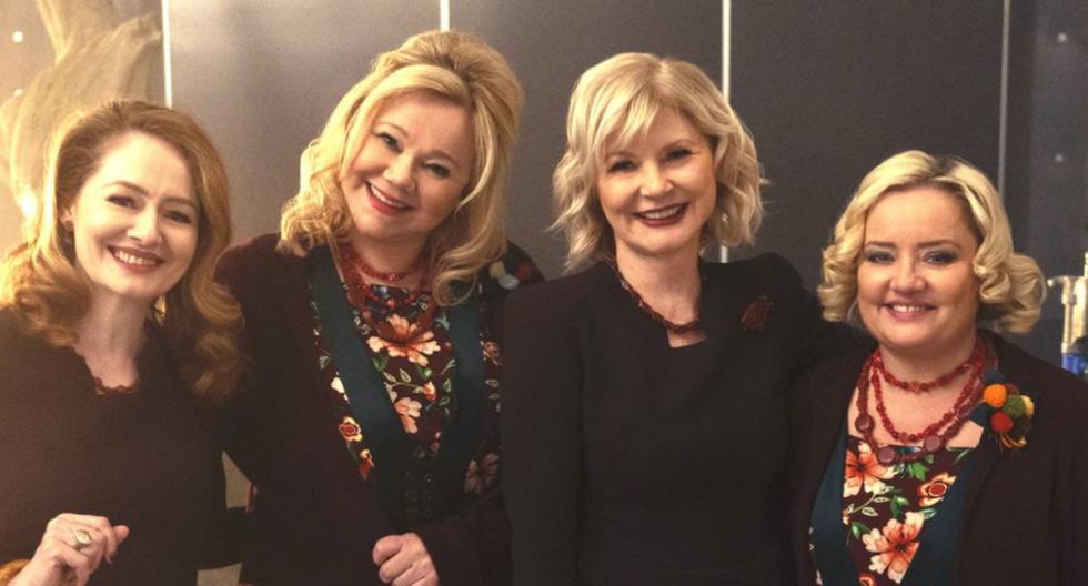 """""""Le monde caché de Sabrina"""": explication de l'apparition de Salem et des tantes originales Hilda et Zelda dans la saison 4"""