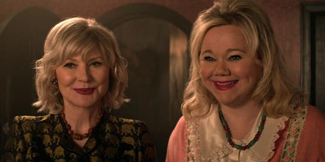Originaux de tantes Hilda et Zelda dans la série Netflix (Photo: Netflix)