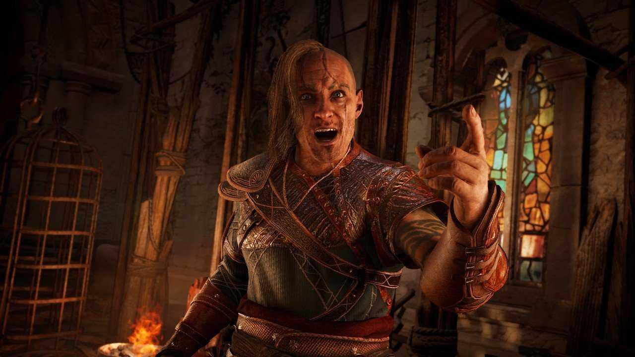 Le nouveau patch d'Assassin's Creed Valhalla a introduit un mauvais bug qui brise le visage