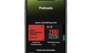 Le pari de Spotify sur les podcasts ne fonctionne pas tout à fait selon les analystes de Citi