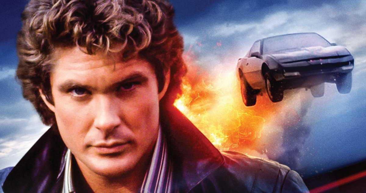 Le Redémarrage Du Film Knight Rider N'a Pas Encore Remporté