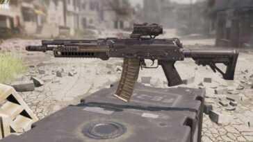 AK117 COD Mobile