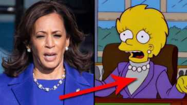 Les Simpsons Ont Ils Prédit Le Jour De L'inauguration Avec Ces